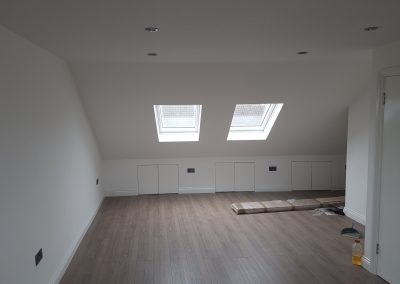 Loft Conversion – HA0